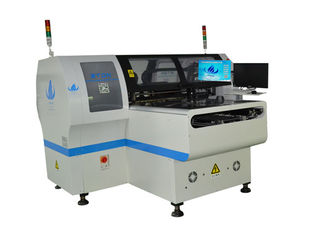 60000 CPH Speed ​​Smd Led Pick And Place Machine HT-E8T-1200 Dual Module CE Phê duyệt