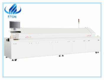 Trung Quốc HIGH QUALITY SMALL SIZE REFLOW OVEN WITH COMPUTER AND RAIL SMT Reflow Oven nhà cung cấp