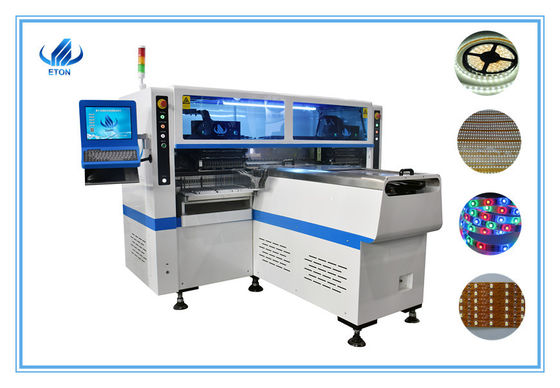 Roll To Roll LED Strip Making Machine HT-T9  200K CPH